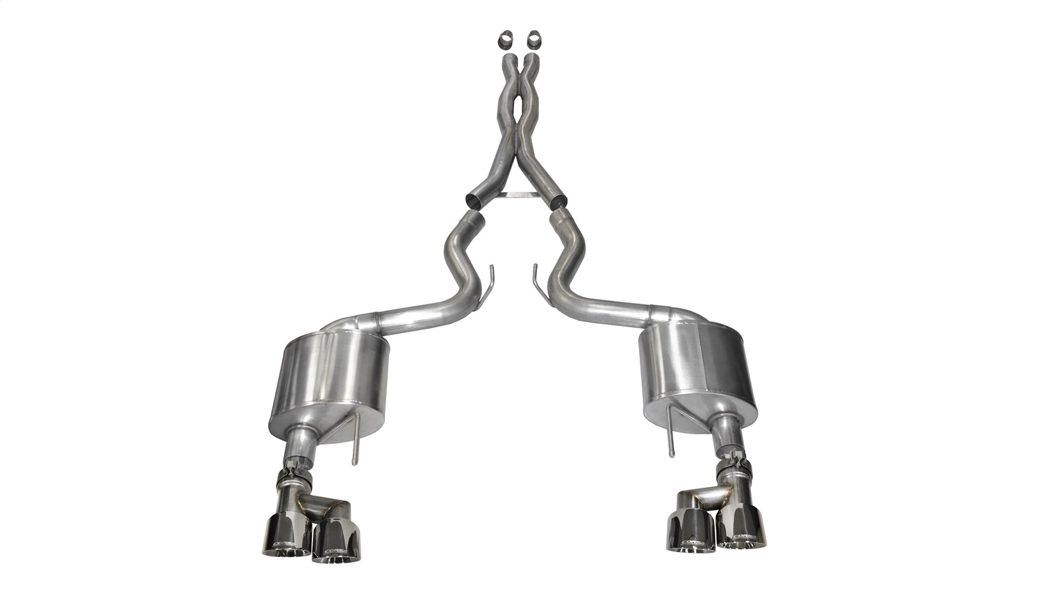 Corsa Performance Xtreme Cat Back Exhaust System