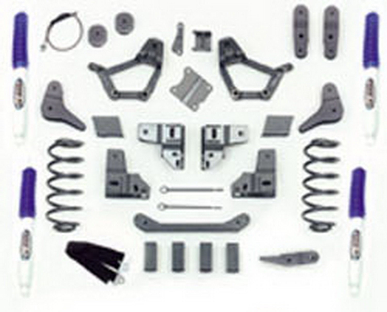 Pro Comp Suspension B Front Box Kit Stage 1 Fits 03