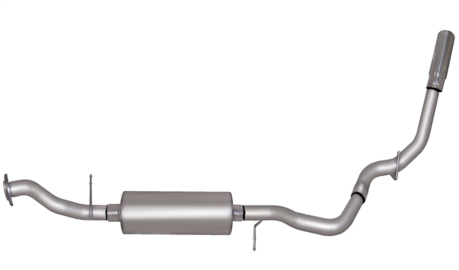 Gibson Performance Cat Back Single Exhaust System