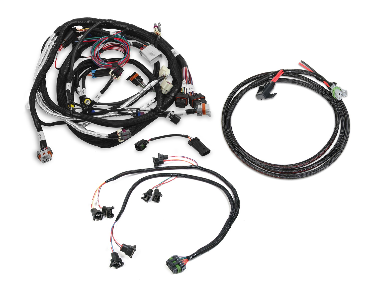 Holley Efi 558 502 Fuel Injection Wire Harness
