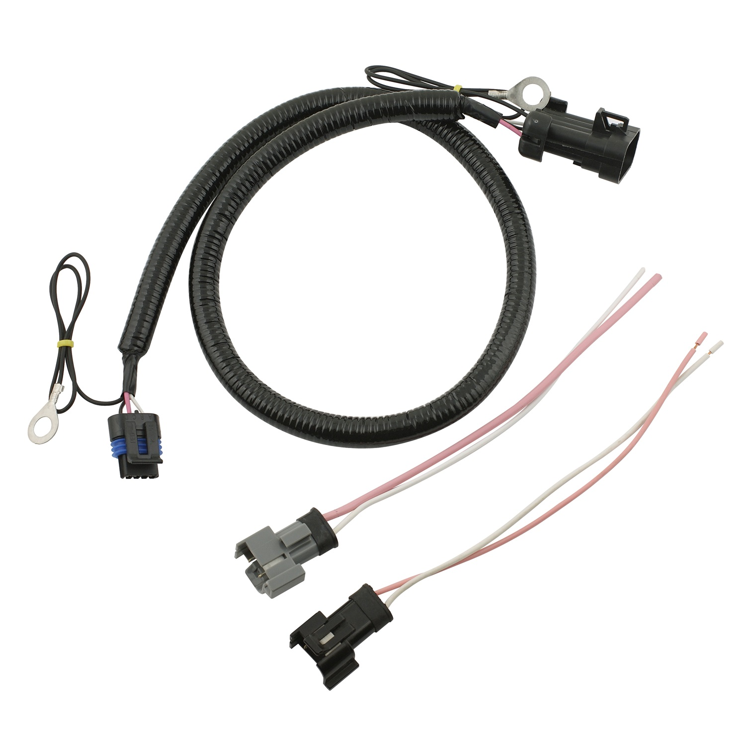 Mallory M Firestorm Lt1 Ignition Adapter Harness Fits
