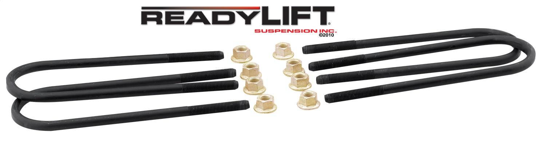 Readylift 67 Ub U Bolt Kit Fits 99 10 F 250 Super Duty