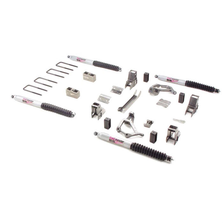 Trailmaster Tp100ssv Suspension Lift Kit W Shocks 93 98