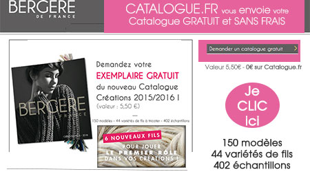 catalogue bergere de france 2016