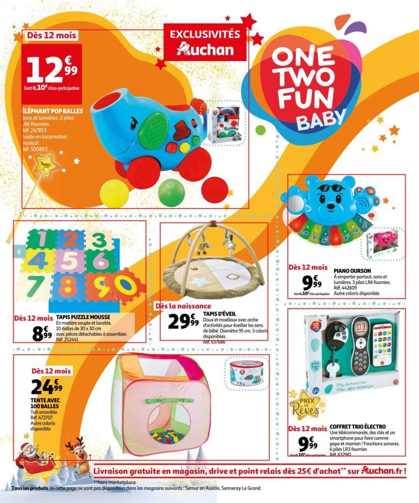 catalogue auchan noel 2020 catalogue