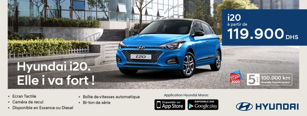 Promotion Hyundai I20 Maroc Catalogues Du Maroc