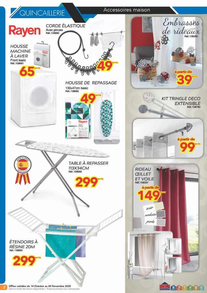 Catalogue BRICOMA octobre 2020