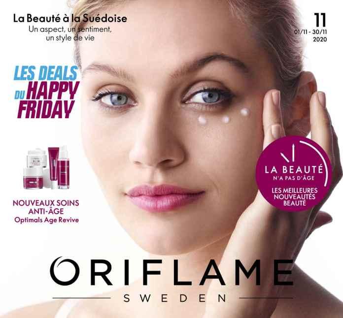 Catalogue ORIFLAME Maroc Novembre 2020