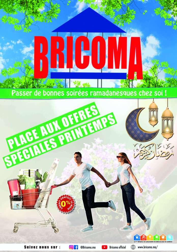 Catalogue BRICOM spécial printemps 2021