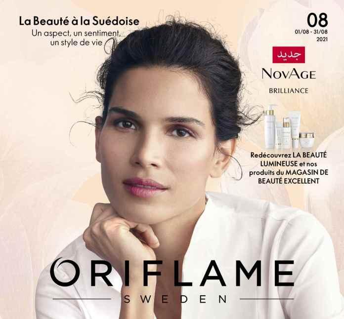 Catalogue ORIFLAME Maroc Août 2021