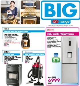 Makro Appliances Catalogue 27 March 4 April 2016 Sallon