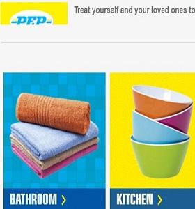 PEP Home Specials