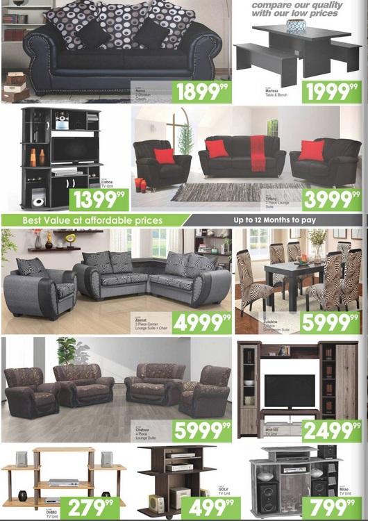 Fair Price Furniture Catalogue Valid Through 31 December 2016