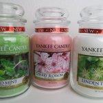 Novedades Yankee Candle Primavera 2017.