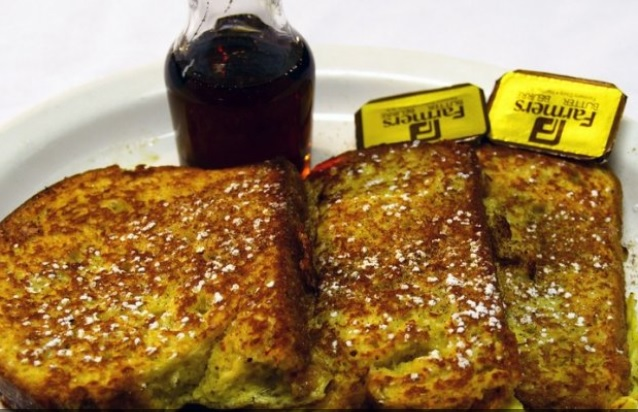 Athens french toast