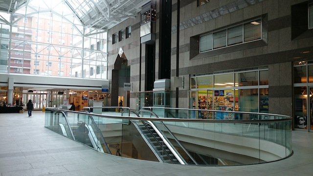 Building Inside