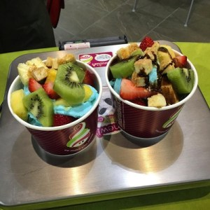 Menchies Frozen Yogurt 5