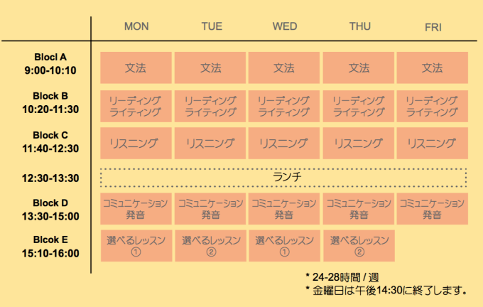 kgic-timetable