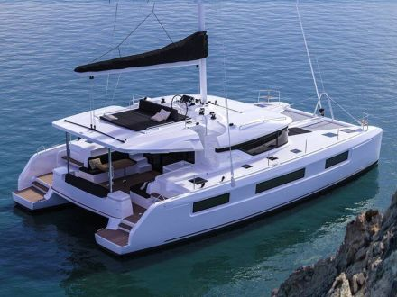 Lagoon 50 Catamaran Charter Greece