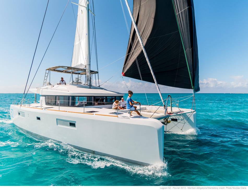 New Sail Catamaran For Sale 2019 Lagoon 52 F 52ft