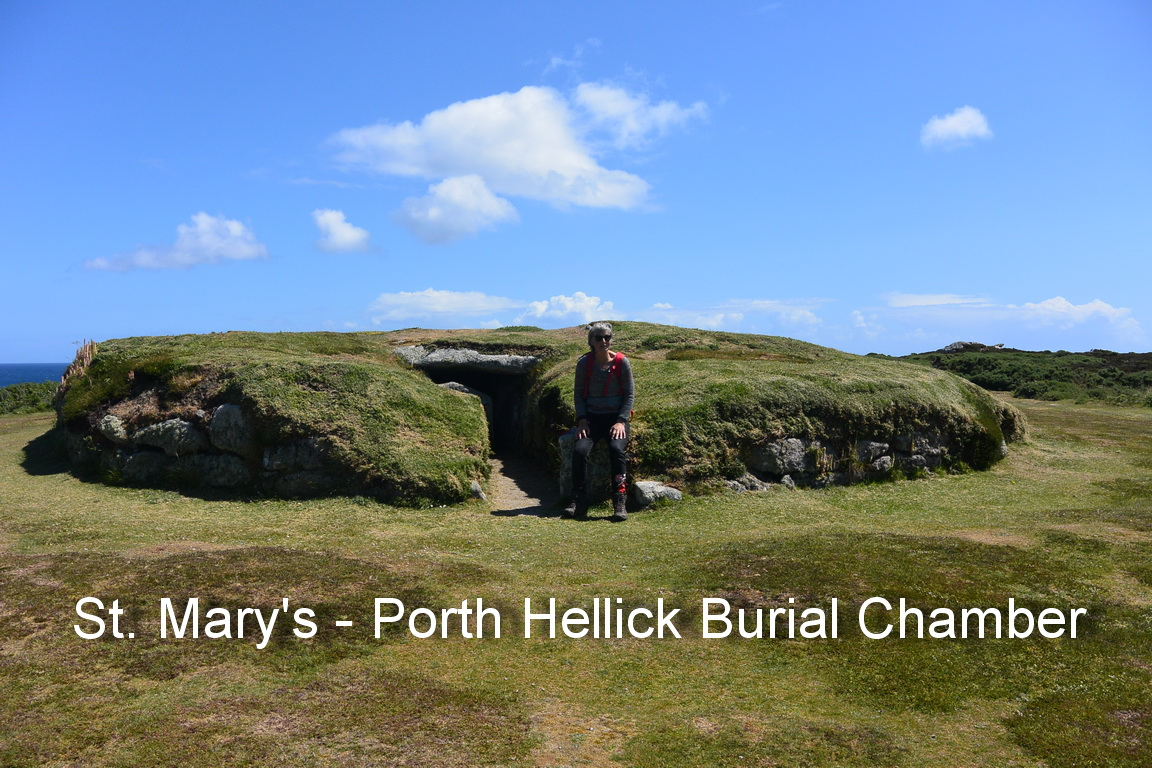 Porth Hellick Burial Chamber1