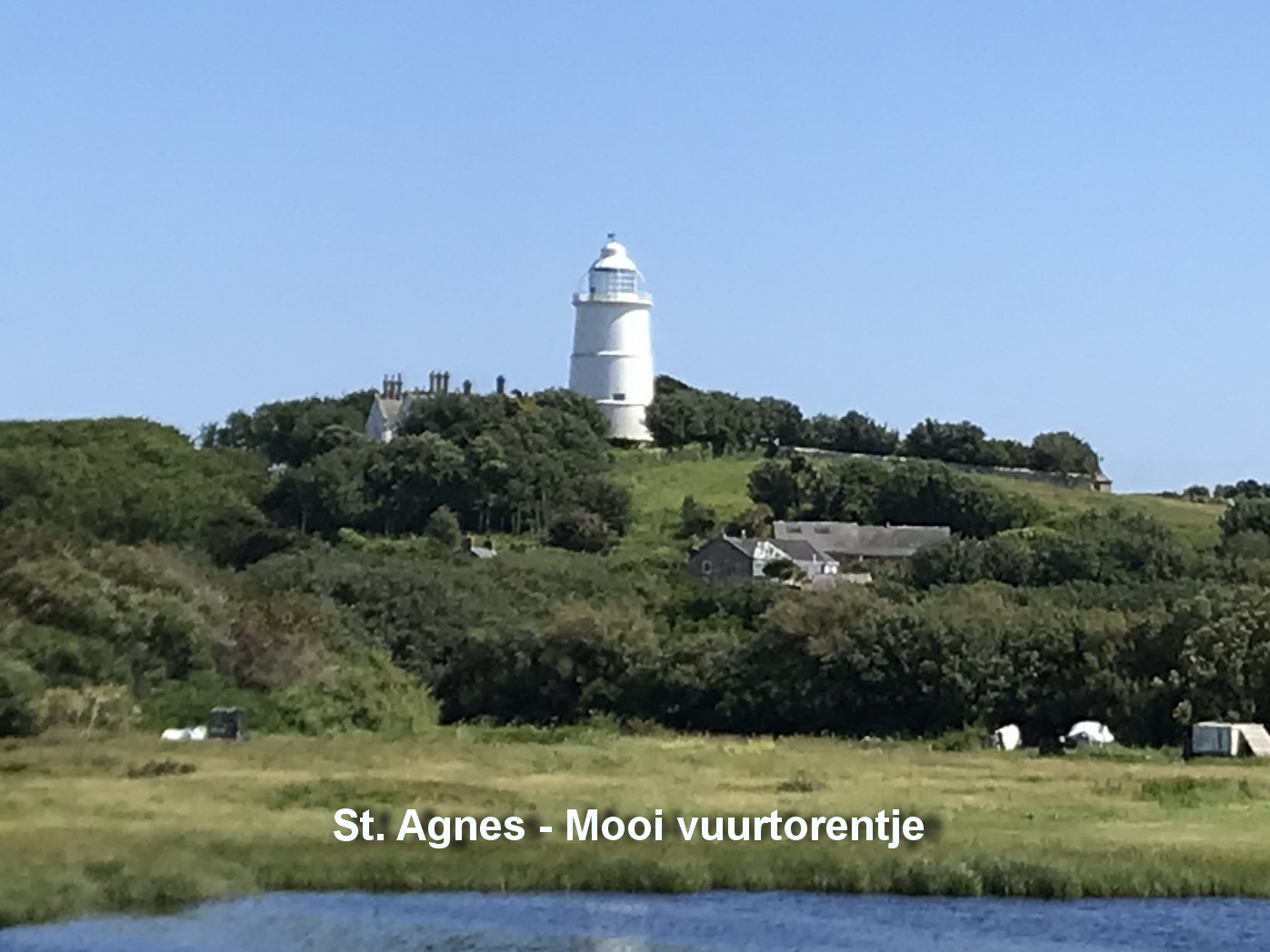 St.Agnes - Mooi vuurtorentje