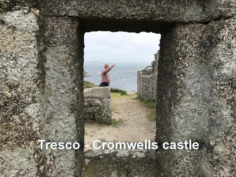 Tresco - Cromwells castle4