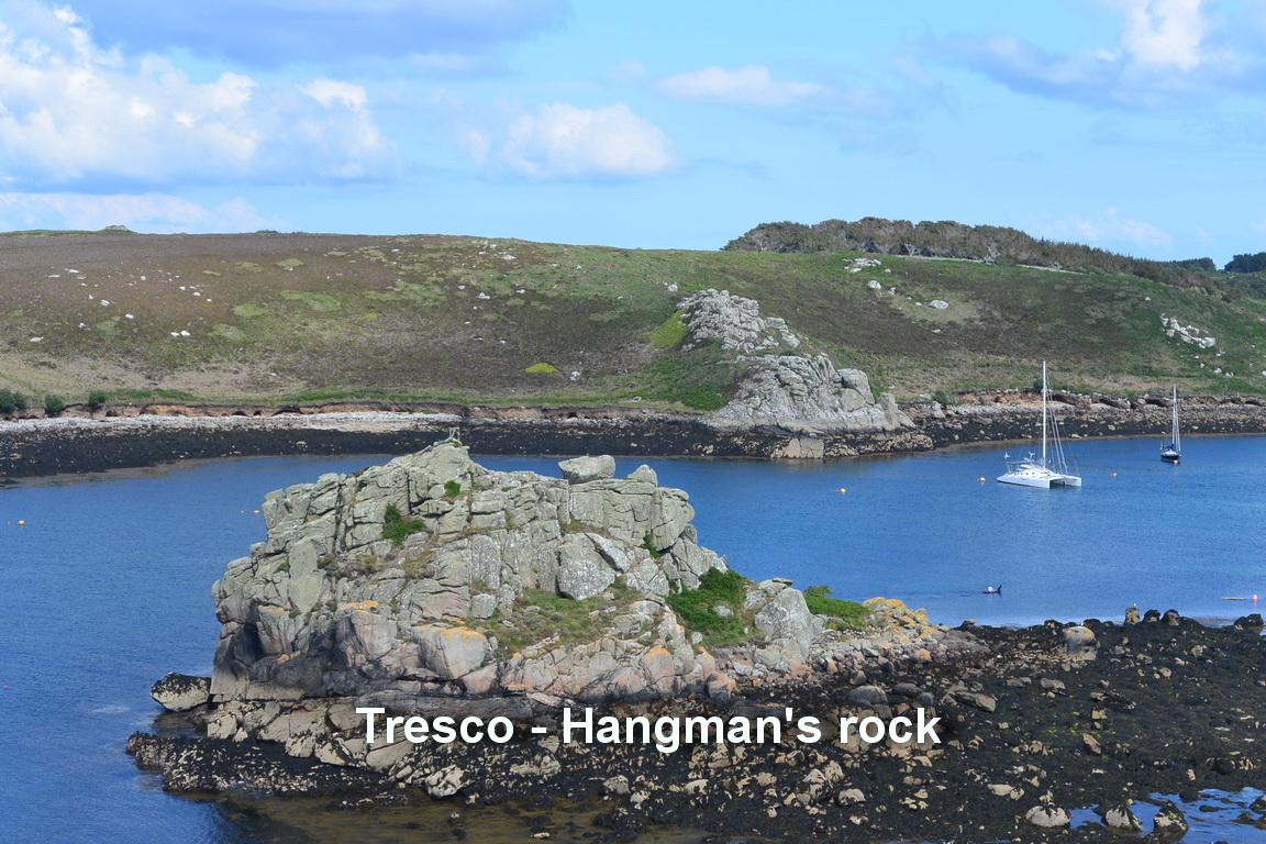 Tresco - Hangman's rock1