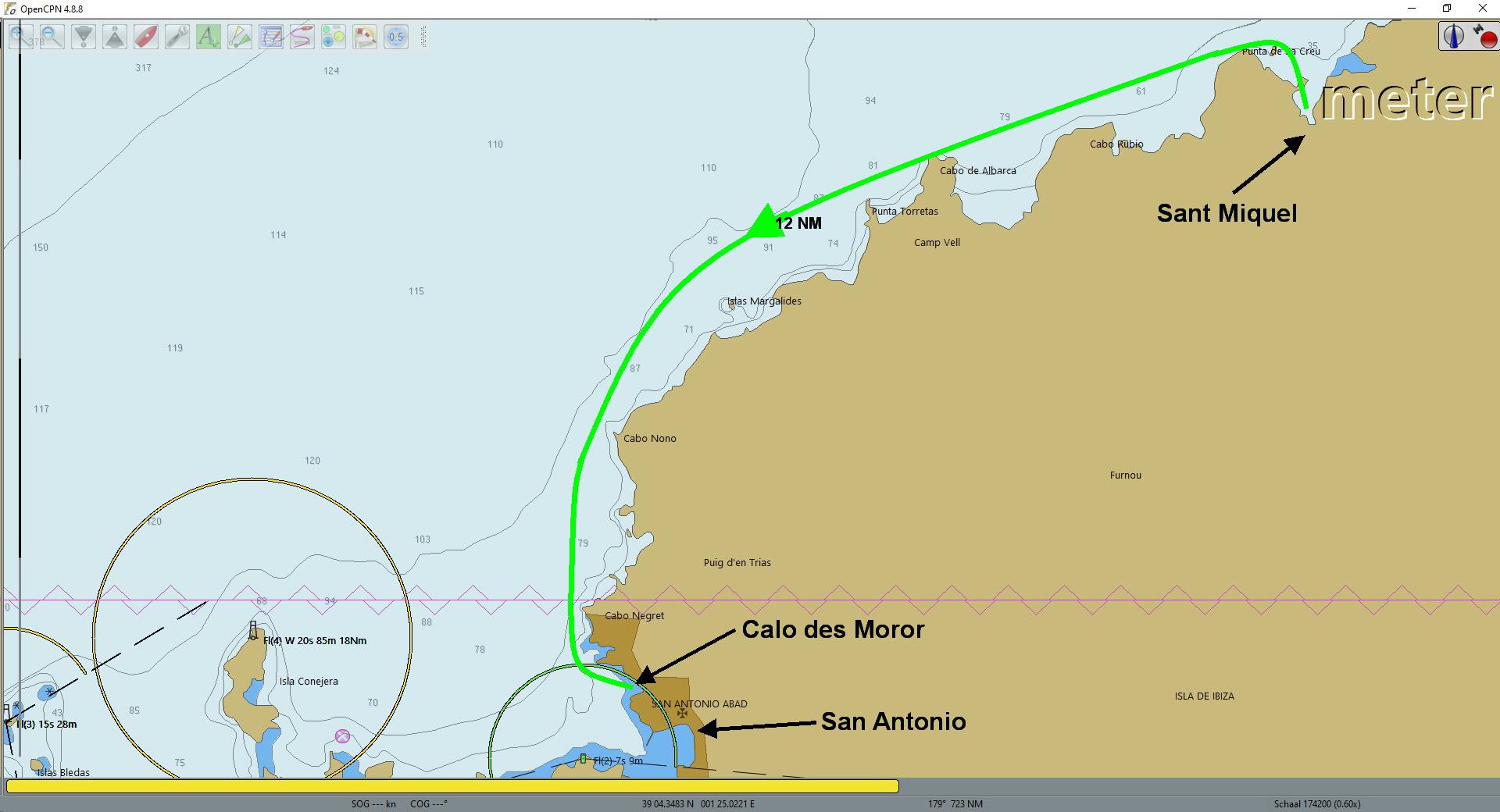 20200707 Sant Miquel - Caló des Moror (San Antonio)