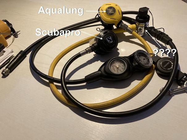Scubapro-Aqualung