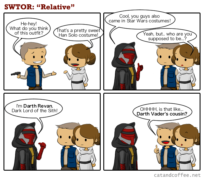 SWTOR: Relative