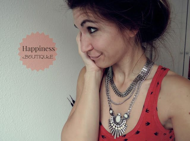 Happiness Boutique – The Statement Necklace