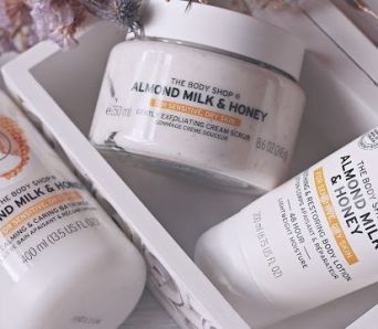 ALMOND MILK & HONEY – The Body Shop Skincare