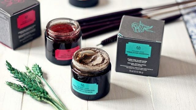 Superfood Masks – THE BODY SHOP