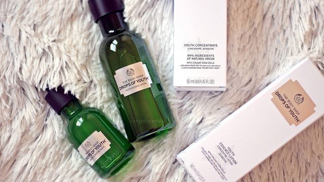 DROPS OF YOUTH – THE BODY SHOP y la Fuente de la Eterna Juventud