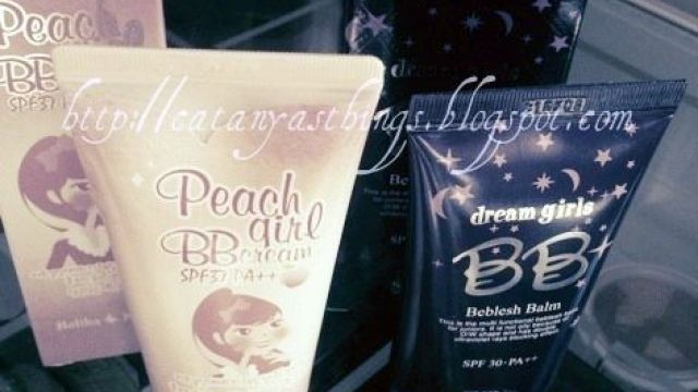 BB Creams, (SKIN79, Holika Holika)