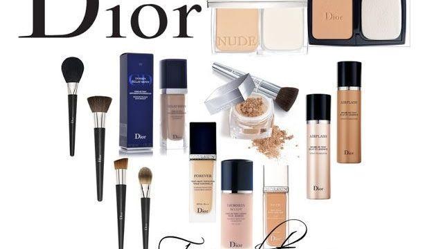 Guía Bases de Maquillaje DIOR