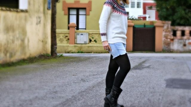The Beautiful Vintage Sweater