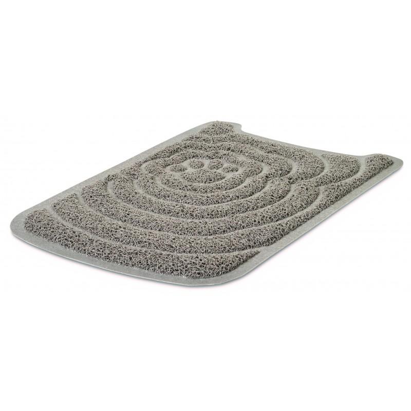 tapis de sortie a litiere pour chat savic