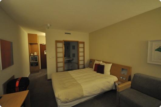 Hotelværelset