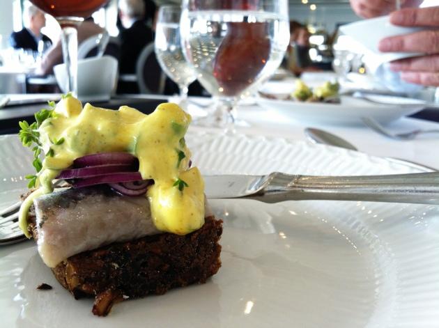 Påskefrokost på Munkebo Kro