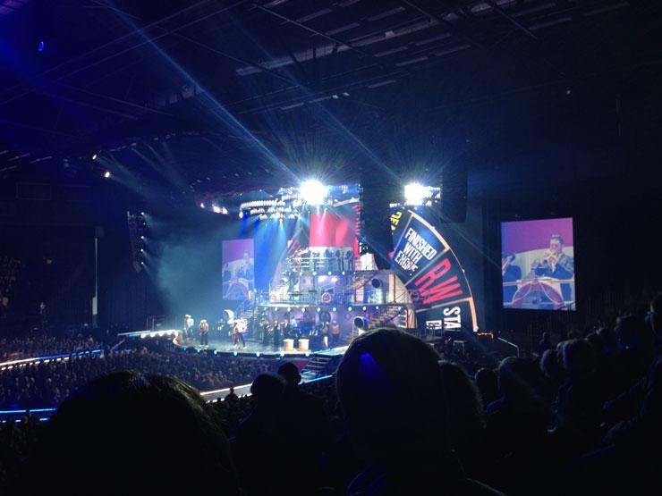 Robbie Williams i Herning