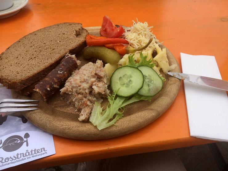 Min frokost