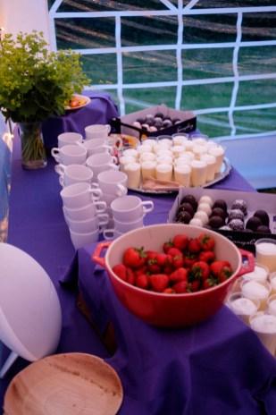 Desserter og sødt som afslutning