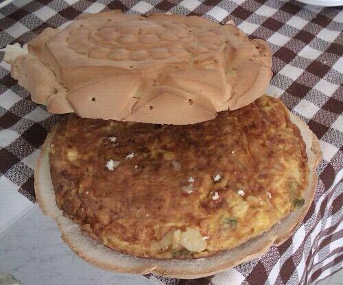 tortilla abuela