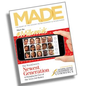 MADE Magazine Cover