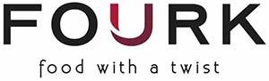 Fourk Restaurant Small Logo Artwork