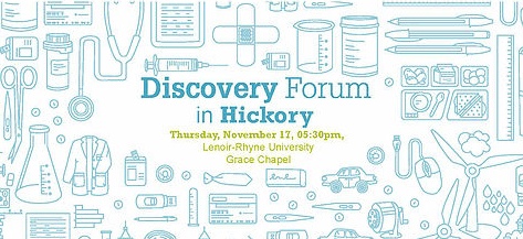 Discovery Forum Image