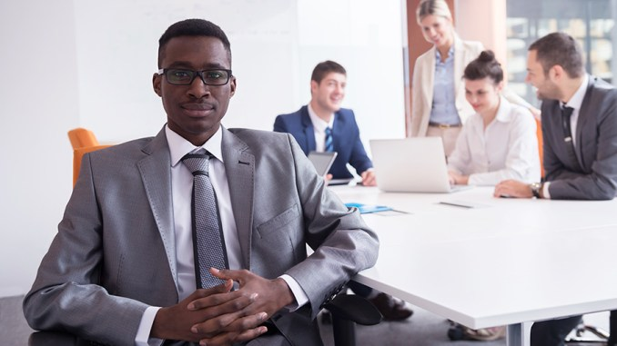 Business people group image