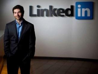 Jeff Weiner, Linkedin CEO